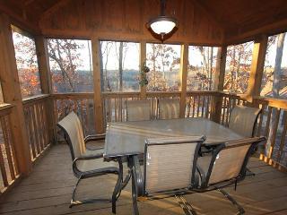 Sleepy Hollow Cabin-Pet Friendly 1 bedroom/1 cabin located at StoneBridge - Branson West vacation rentals
