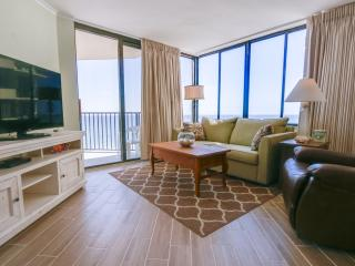 Sunbird - OCEAN FRONT MASTER BEDROOM 8th Floor BOOK NOW FOR SPRING & SUMMER - Panama City Beach vacation rentals