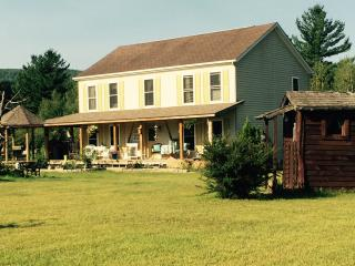 *Adirondack Mtn view* Unique, Exquisite Farmhouse - Keeseville vacation rentals