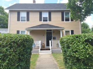 Nice House with A/C and Parking - Narragansett vacation rentals