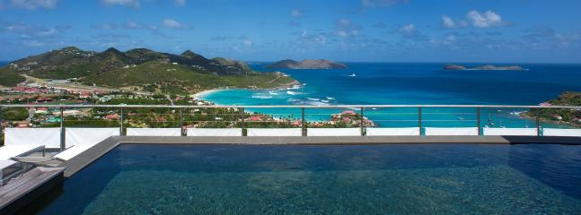 AVAILABLE CHRISTMAS & NEW YEARS: St. Barths Villa 250 Overlooking The Bay Of Saint Jean And Located Just 5 Minutes Drive From The Beach. - Saint Jean vacation rentals