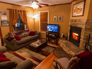 3BR, 4-season Ski House in heart of the Catskills - Fleischmanns vacation rentals