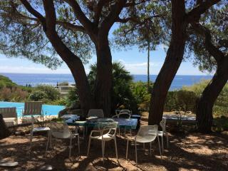 Villa dans les pins Ste-Maxime vue mer 180 degrés - Saint-Maxime vacation rentals