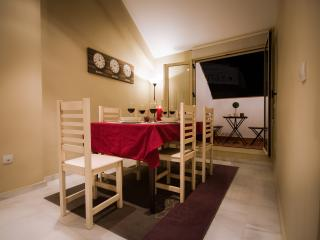 3 bed penthouse with terrace at Constitution Squar - Malaga vacation rentals