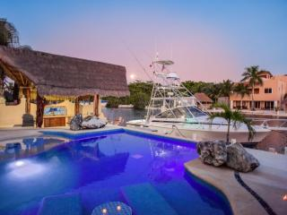 Riviera Maya Haciendas - Villa Marinera/With Yacht - Puerto Aventuras vacation rentals