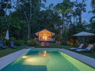 300M FROM BEACH OCEAN VIEW LUXURY VILLAS WITH POOL - Punta Uva vacation rentals