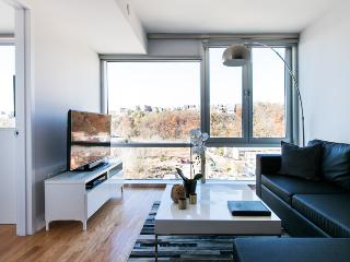 Sky City at River View Modern 2 Bedroom Apartment - Jersey City vacation rentals