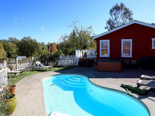 Vineyard House in Calistoga with Private Pool - Calistoga vacation rentals