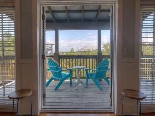 Hideaway Flat - Newly Remodeled Top Floor Flat!! - Rosemary Beach vacation rentals