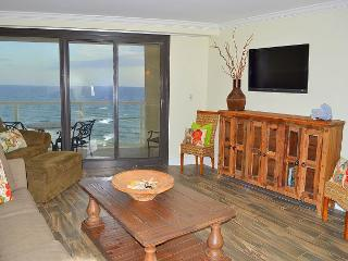 Vacay in this gorgeous, fully-remodeled beachfront condo with private balcony - Miramar Beach vacation rentals
