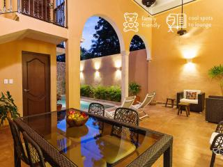 Elegant getaway for families in Mérida heart. - Merida vacation rentals