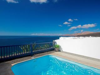 Modern & Vibrant Frontline Villa with Panoramic Se - Puerto Calero vacation rentals