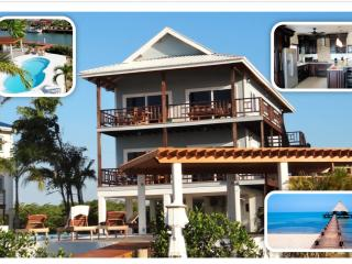 Spectacular,  Waterfront House with private pool, - Placencia vacation rentals