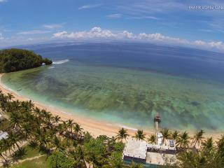 Boutique inspired beachfront bedrooms - Virac vacation rentals