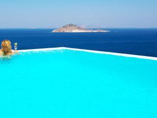Sea View Villa in Patmos with Pool | Sophia Villa - Patmos vacation rentals