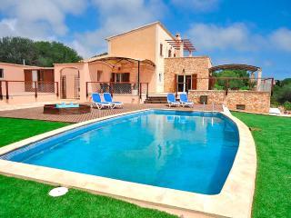 Villa Sa Punta - Air.cond - Wifi - Seaview - Felanitx vacation rentals