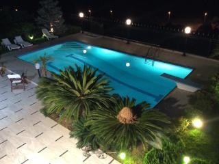 Anavyssos Big Blue Villa with huge swimming pool - Saronida vacation rentals