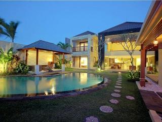 Villa A luxury  5 BR villa 10 minutes to 66 Beach - Kuta vacation rentals