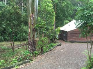 The Tops Organic Retreat - Manning - Log Cabin 1 - Cobark vacation rentals
