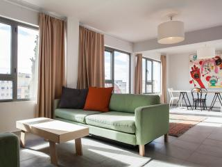 Modern apt, roof terrace, next to Plaka, sleeps 4 - Athens vacation rentals