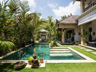 Bungalow Jepun in the Ricefields of Ubud with Pool - Ubud vacation rentals