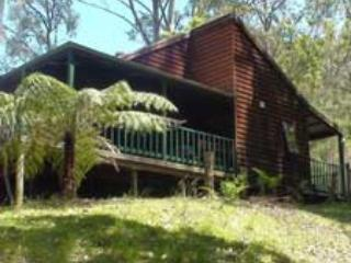 The Tops Organic Retreat Gloucester - Log Cabin 2 - Cobark vacation rentals