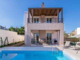 Brand new villa, private pool close to the beach - Adele vacation rentals