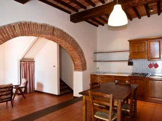 Poggio 6. Apartment with pool in the Chianti - Siena vacation rentals