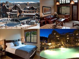 Grand Lodge on Peak 7 ski in/out March 26-April 2 - Breckenridge vacation rentals