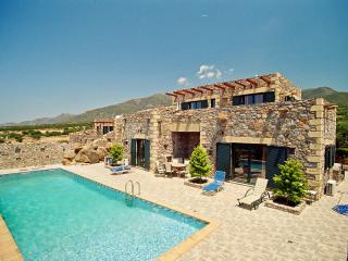 Leuko Sea View Villa, Livadia Chania Crete - Livadia vacation rentals