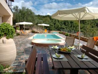 Nice Villa with A/C and Satellite Or Cable TV - Armeni vacation rentals