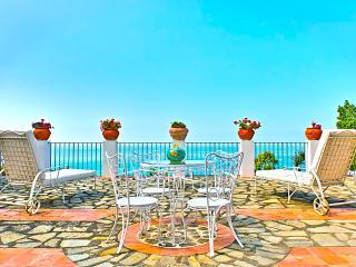 Villa Terrace on the Sea - Praiano vacation rentals