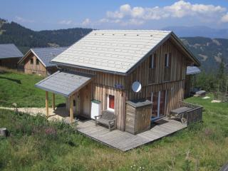 Chalet Klippitznest, all seasons holiday home +ski - Bad Sankt Leonhard im Lavanttal vacation rentals