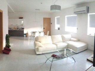 Luxury central top floor apartment - Pieta vacation rentals