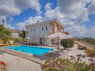 Luxury 3 bedroom + Pool overlooking Coral Bay - Peyia vacation rentals