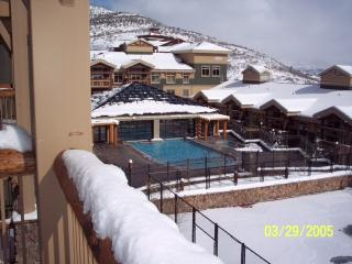 Westgate new Bison/Moose lodge 2br/2b ski in/out. - Park City vacation rentals