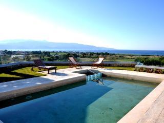 Daphne Sea View Villa, Maleme Chania Crete - Maleme vacation rentals