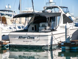 BOAT AND BREAKFAST ON A YACHT - SILVER CLOUD - Pacific Beach vacation rentals