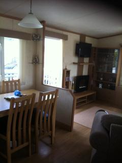 Caravan holiday Glan y mor plot 64 clarach bay - Bow Street vacation rentals