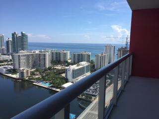 Beachwalk Resort Amazing 31 floor View 2Bed 2bath - Hallandale vacation rentals