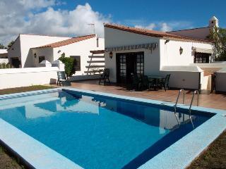 Cute 3-bedroom big Villa right on the Golf Course - Golf del Sur vacation rentals