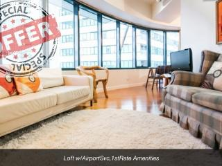 Nice,SpaciousLoft,1st-rate Amenities w/ AirportSvc - Makati vacation rentals