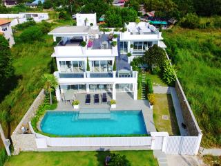 Luxury Beach Villa 8 Beds, Private Pool and Beach - Pattaya vacation rentals