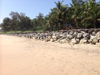 Kizhunnarocks beach house,calm@quite stay in beach - Kannur vacation rentals