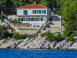 Villa Alina with amazing view - Cove Makarac (Milna) vacation rentals