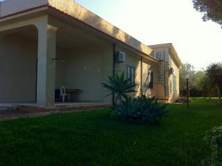 Le Muse Villa Polimnia sleep 8 beach 200 mt - Menfi vacation rentals
