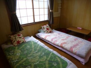 Old style Japanese 2 bedroom townhouse - Sapporo vacation rentals