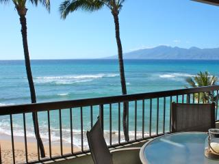 Beautifully Renovated Premium Oceanfront Penthouse - Napili-Honokowai vacation rentals