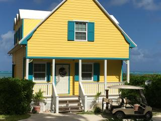 Ocean Dreams/Right On Stunning Beach/Free GolfCart - Spanish Wells vacation rentals