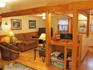 Located at Base of Powderhorn Mtn in the Western Upper Peninsula, Cozy Home with Hardwood Floors & Within Walking Distance to Main Ski Lodge - Bessemer vacation rentals